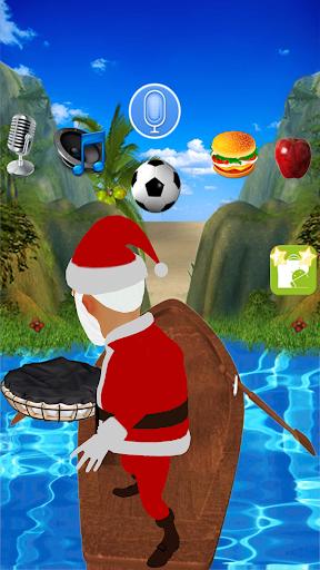 Talking Santa Claus 1.3 screenshots 6