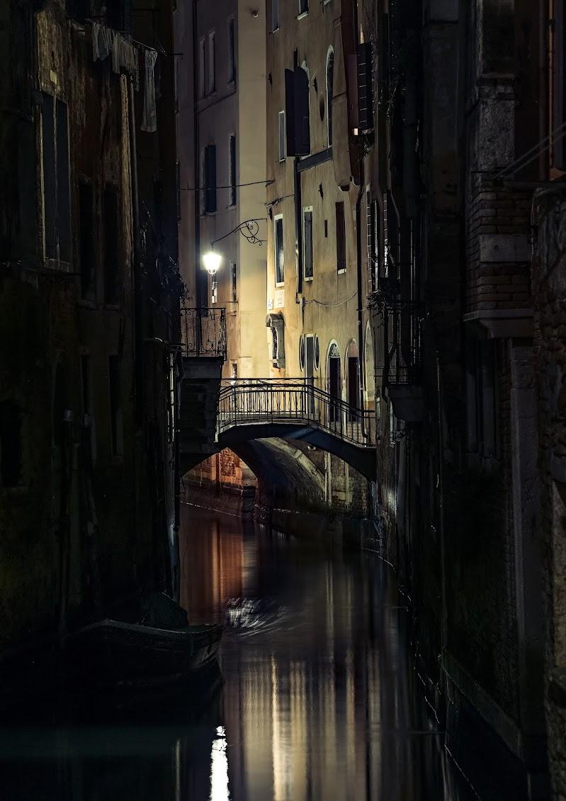 Notte a Venezia di aliscaforotto