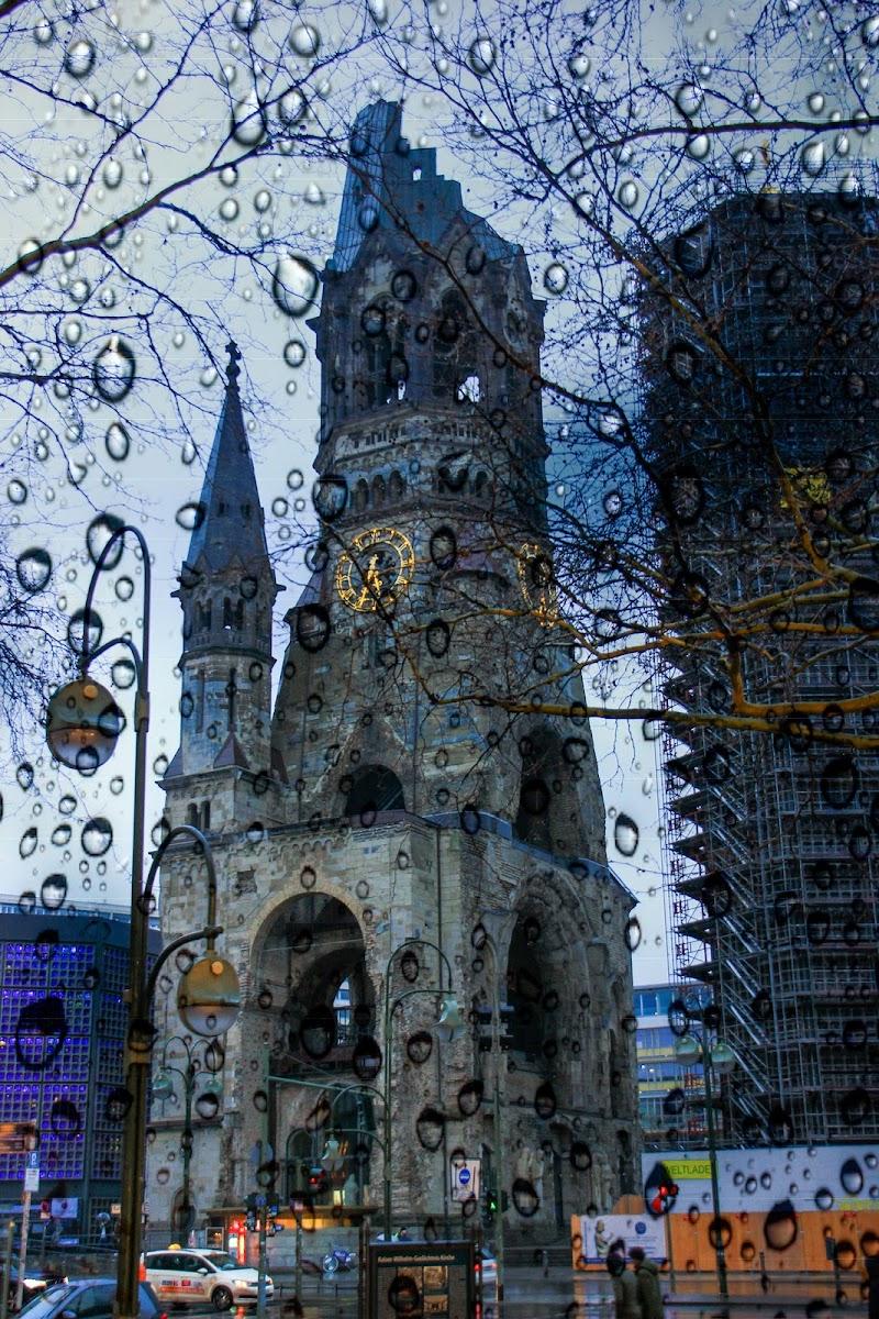 Pioggia su Berlino di i-stef