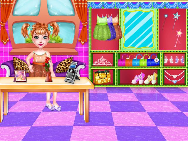android Tailor Kleidung Mädchen Spiele Screenshot 1