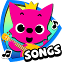 Songs for Kids with PINKFONG icon