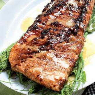 Inihaw Tiyan ng Tuna (Grilled Tuna Belly)