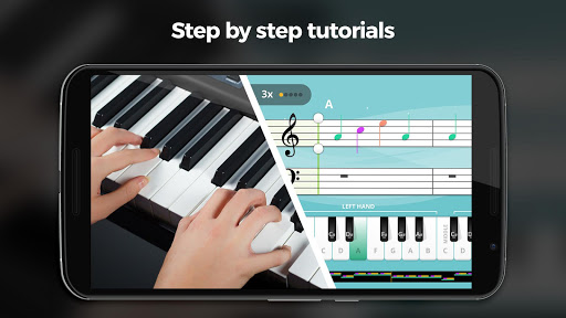 Yousician -  Learn Guitar, Piano, Bass & Ukulele  screenshots 4