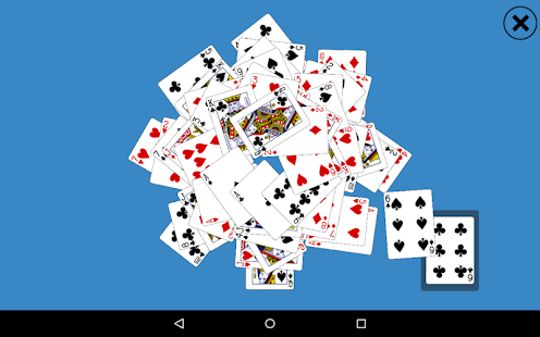 Classic PickUp Solitaire - náhled