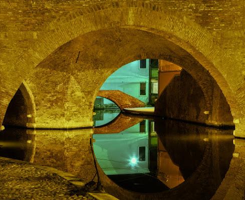 Gli archi di 4 Ponti di FrancescoPaolo