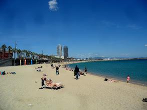 Photo: Peceni bucku na plazi