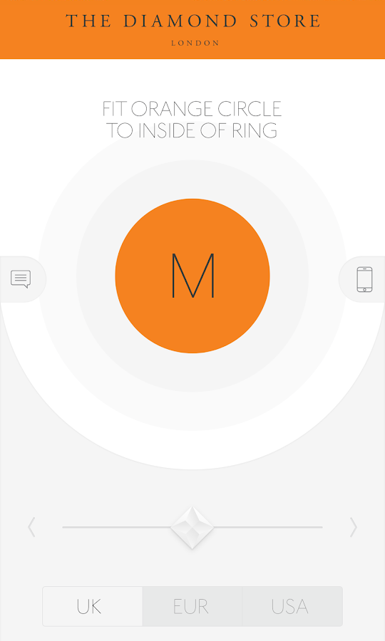 Ring Size-What's My Ring Size?- screenshot