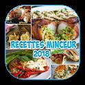 Recettes Minceur Saines Facile 2018 icon