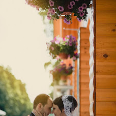 Wedding photographer Aleksey Androsov (fry12). Photo of 03.06.2013