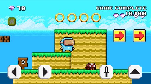Super Knuckle Quest apktram screenshots 1