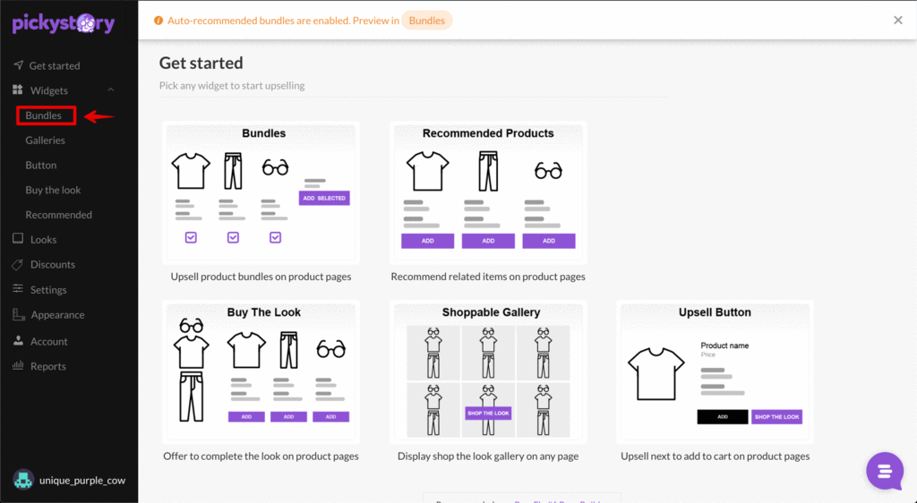 how to create Shopify product bundles