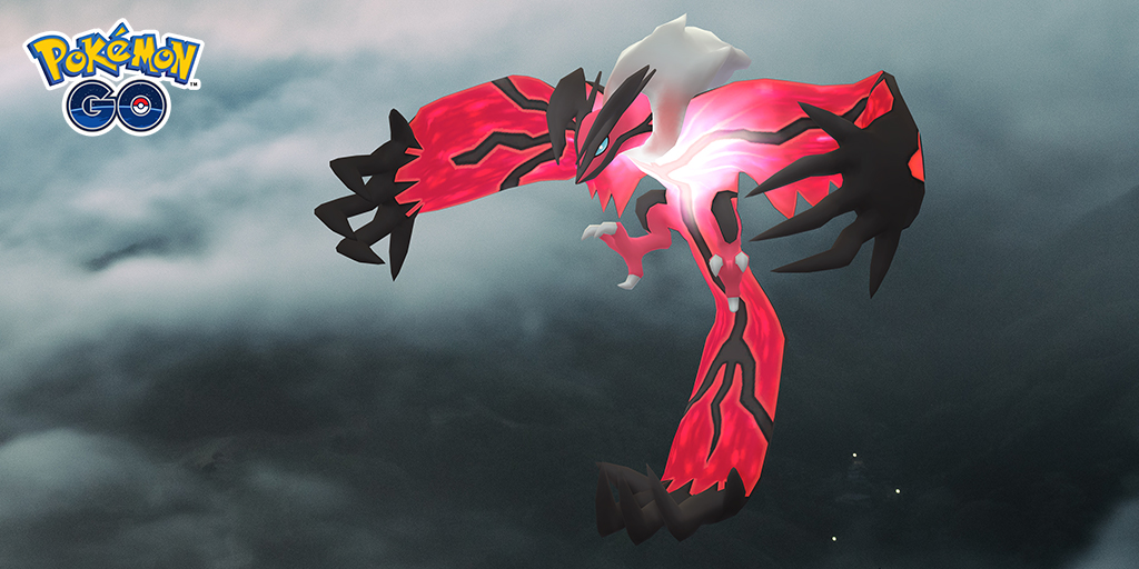 Luminous Legends Y: Yveltal joins Xerneas in Pokémon GO—and Team GO Rocket wants in on the action!