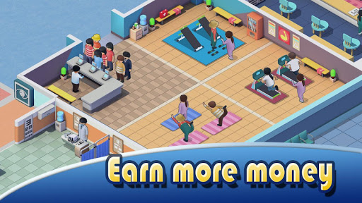 Idle Hospital Tycoon android2mod screenshots 4