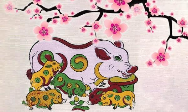 Năm Hợi tản mạn về con Heo trong ca dao tục ngữ Việt Nam