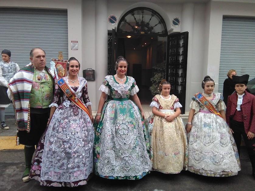 Exaltación de las Falleras Mayores 2017 de Avda.Malvarrosa