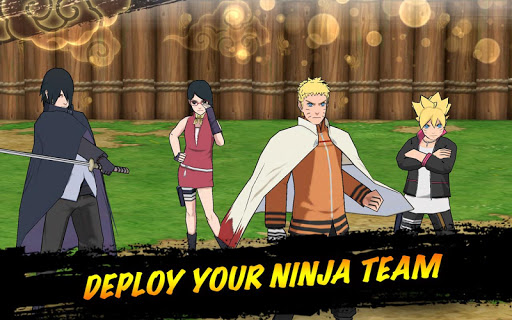 NARUTO X BORUTO NINJA VOLTAGE  screenshots 5