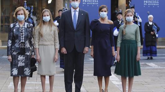 """El Rey Felipe VI pide """"un gran esfuerzo nacional"""" de entendimiento"""