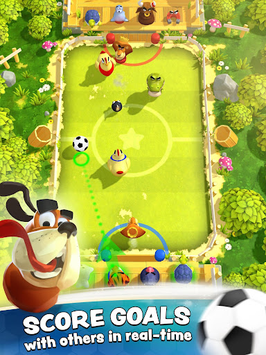Rumble Stars Football screenshot 1