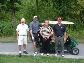 Photo: Len Arksey, Glenn MacLean, Gary Beatty, Steve Kuzma