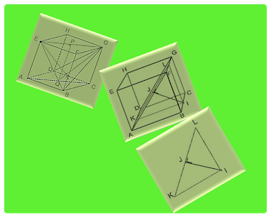 Dimension Three Point Distance to Cube Field - náhled