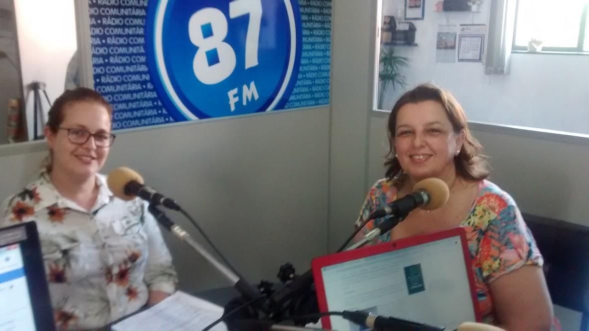 Daniela Bettelli e Andrea Coelho