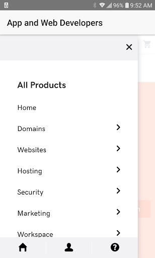 App and Web Developers screenshot 2