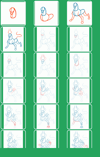 How to Draw Pokemon Advanced 1.0 screenshots 9