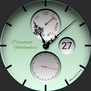 Mint Chip for WatchMaker.apk 1.0