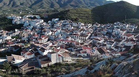 Dos seísmos suaves hacen temblar a Lubrín y Benitagla