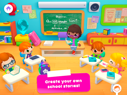 Sunny School Stories 1.0.2 screenshots 11