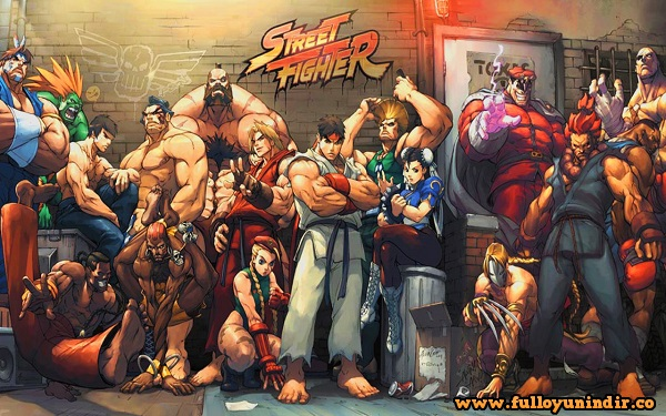 Street Fighter Games Collection