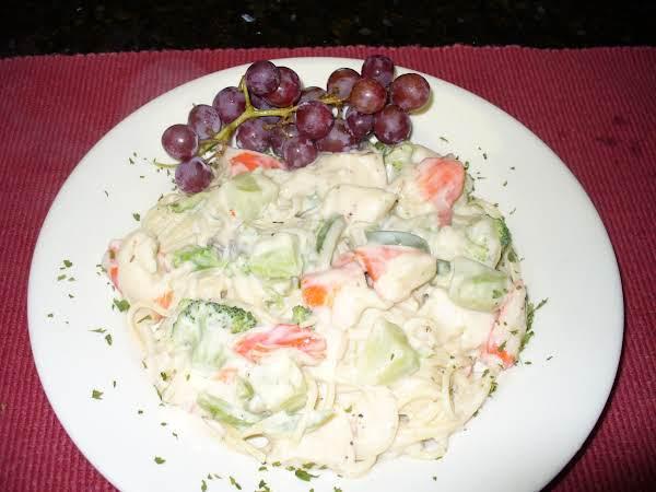 Crab Capellini Recipe