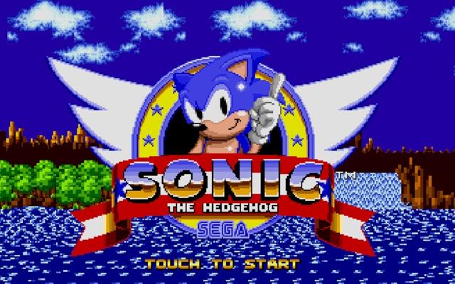 Sonic the Hedgehog - online emulator
