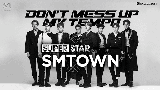 SuperStar SMTOWN 2.5.2 screenshots 1