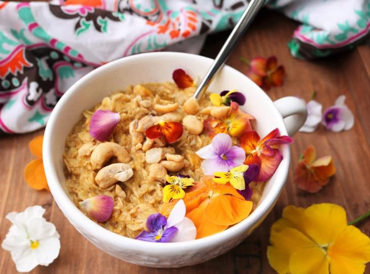 Mango Cardamom Oatmeal
