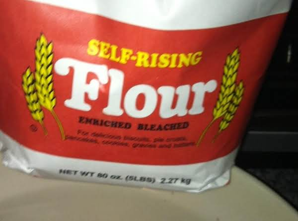 Picture Of A Bag Of Self Rising Flour