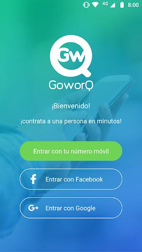 GoWorQ Contratar screenshot 3