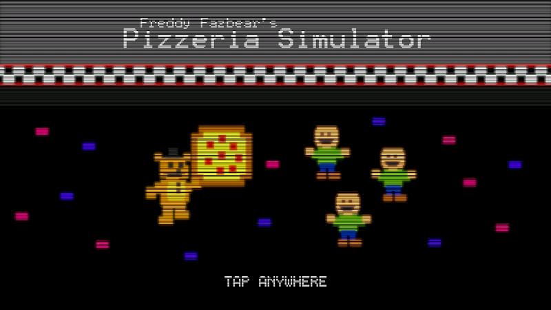 FNaF 6: Pizzeria Simulator Screenshot 0