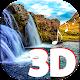 3D Papel De Parede Cachoeira Com Som para PC Windows