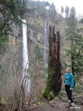 Photo: Multnomah Falls