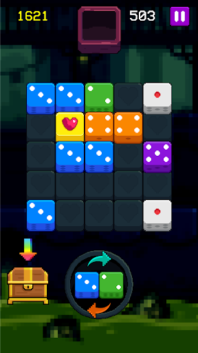 Dice Merge Color Puzzle android2mod screenshots 1