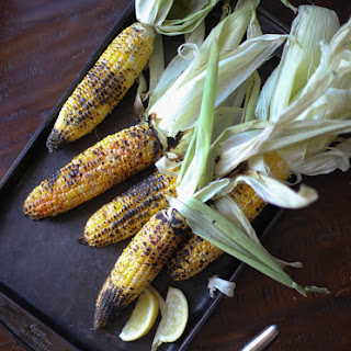 Indian Grilled Corn on the Cob – Street Style Bhutta.