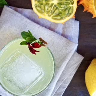Horned Melon Tom Collins Recipe