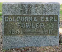 Photo: Fowler, Calpurna Earl