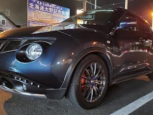 ジューク  16GT FOURのカスタム事例画像 yoshi-gさんの2020年08月17日19:53の投稿