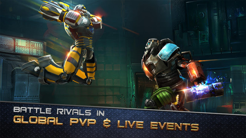Real Steel World Robot Boxing Screenshot 1