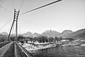 Photo: Widok na Trzy Korony ze Sromowców Niżnych