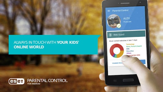 ESET Parental Control screenshot 18