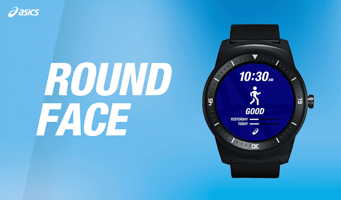 ASICS Watchface for Activity - screenshot