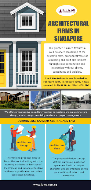 Architectural Firms in Singapore